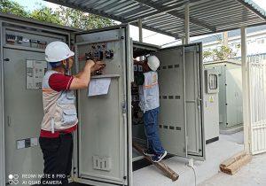 Hệ thống điện M&E công ty Chang Dae Vina