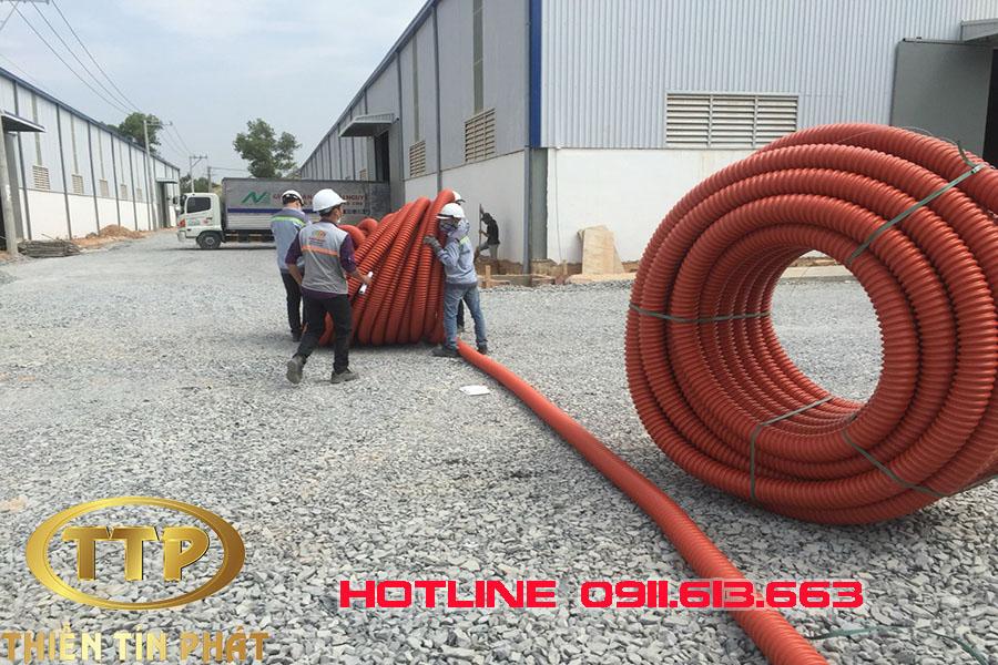 thi công lắp đặt điện nhà xưởng tại HCM