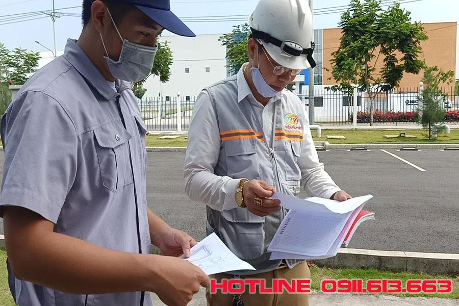 lắp đặt điện nhà xưởng tại HCM