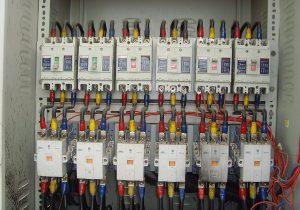 Thi công lắp đặt thay thế tủ bù công suất công ty Scavi