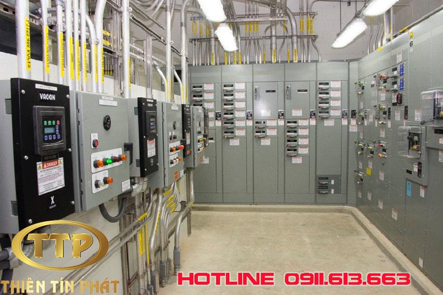 nhà thầu điện công nghiệp uy tín tại Cần Thơ