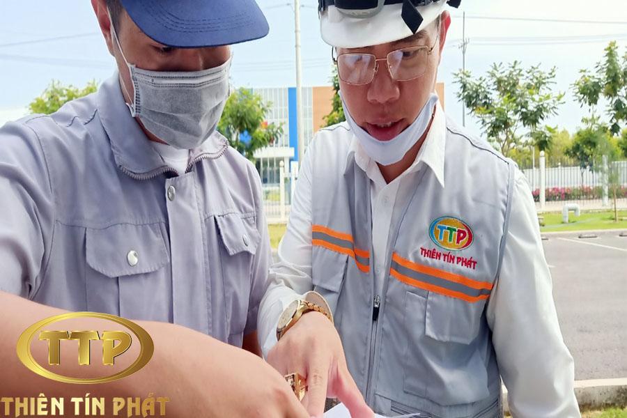 nhầ thầu điện công nghiệp Thiên Tín Phát tại Cần Thơ