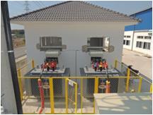 Kiểm tra định kỳ hệ thống điện trạm biến áp công tin Sunjin Vina