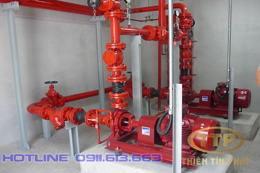 đơn vị thi công hệ thống phòng cháy chữa cháy tại Đồng Nai