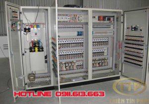 Sản xuất tích hợp tủ điện trung thế và hạ thế