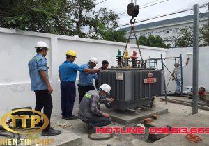 Nhà thầu thi công điện công nghiệp chất lượng tại Bình Dương