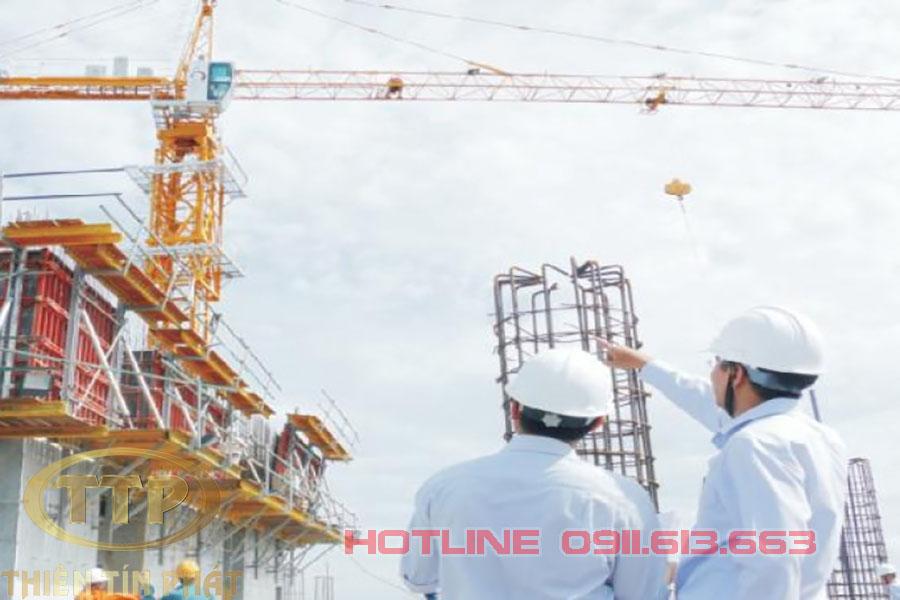 giám sát thi công điện công trình