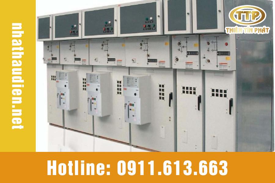 Báo giá tủ điện trung thế